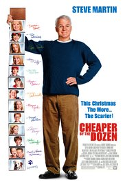 Watch Full Movie :Cheaper by the Dozen (2003)