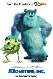 Watch Full Movie :Monsters Inc (2001)