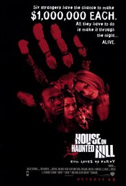 Watch Full Movie :House on Haunted Hill (1999)