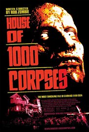 Watch Full Movie :House of 1000 Corpses (2003)