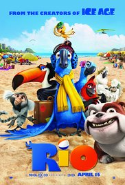 Watch Full Movie :Rio 2011