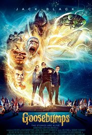 Watch Full Movie :Goosebumps (2015)
