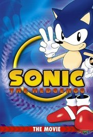 Sonic the Hedgehog: The Movie (Video 1996)