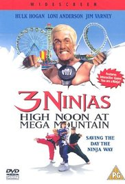 Watch Full Movie :3 Ninjas: High Noon at Mega Mountain (1998)