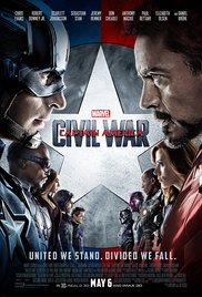 Watch Full Movie :Captain America: Civil War (2016)