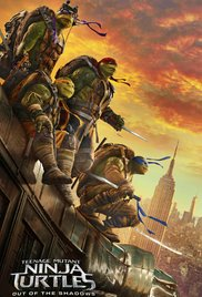 Watch Full Movie :Teenage Mutant Ninja Turtles: Out of the Shadows (2016)